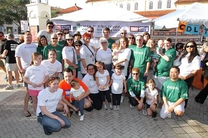 CCFFA Walk 2014