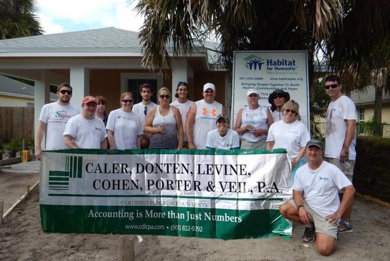 Habitat for Humanity 2015 - Group Picture