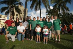2014 Heart Walk Team Photo - resize